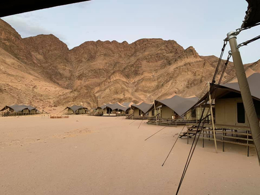 Hoanib Valley Camp ~ Damaraland, Namibia